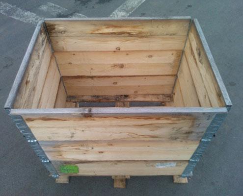 Caisserie en bois